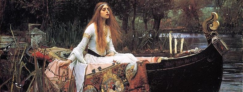 the lad of shalott